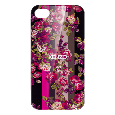 KENZO 花漾系列 iPhone4/4S保護蓋 - KILA