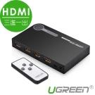綠聯 三進一出 HDMI切換器