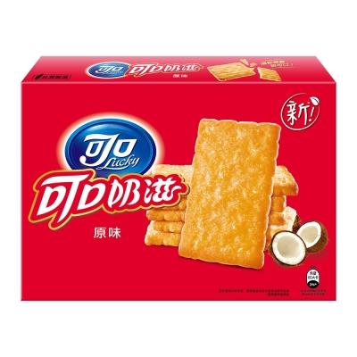 可口奶滋 原味量販包(137.5gx2入)
