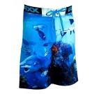 WAXX 深海巨鯊高質感吸濕排汗運動衝浪褲