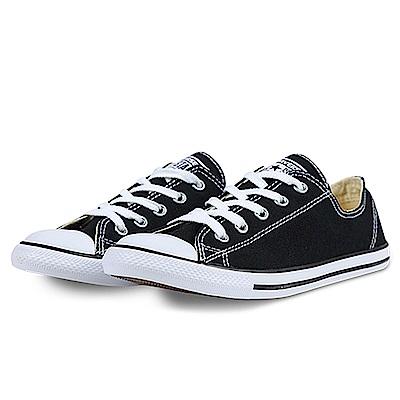 CONVERSE-女休閒鞋530054C-黑