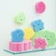 【特惠組】日本製造aisen黏貼式海綿刷5款式6包裝 product thumbnail 2