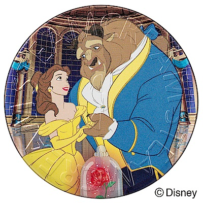 STEAMCREAM蒸汽乳霜 681-LA BELLE ROSE-美女與野獸