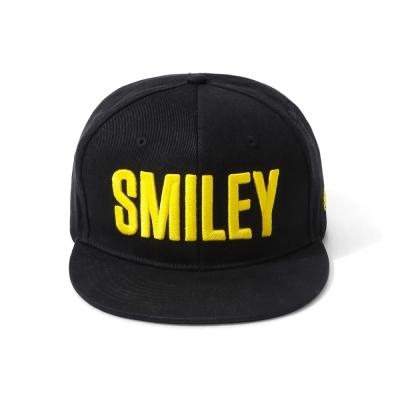 帽-字母微笑棒球帽-CACO