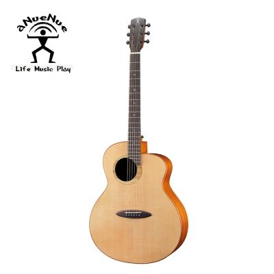 aNueNue L100EWD 飛鳥41吋全單板鋼弦電民謠木吉他