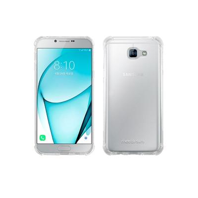 Metal-Slim Samsung A8 (2016) 強化防摔抗震空壓手機殼