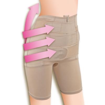 日本犬印 平腹骨盆輔助固定塑型褲 M/L/LL 共2色 醫療用束帶(未滅菌)
