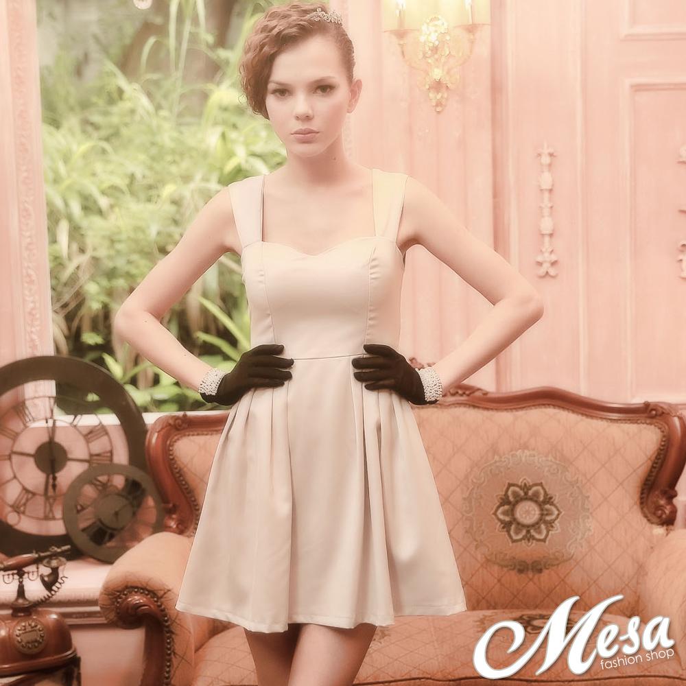 全尺碼露背宴會洋裝禮服-Mesa