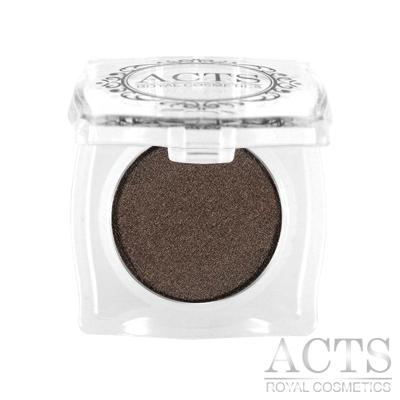 ACTS維詩彩妝 璀璨珠光眼影 金鑽黑咖啡C722