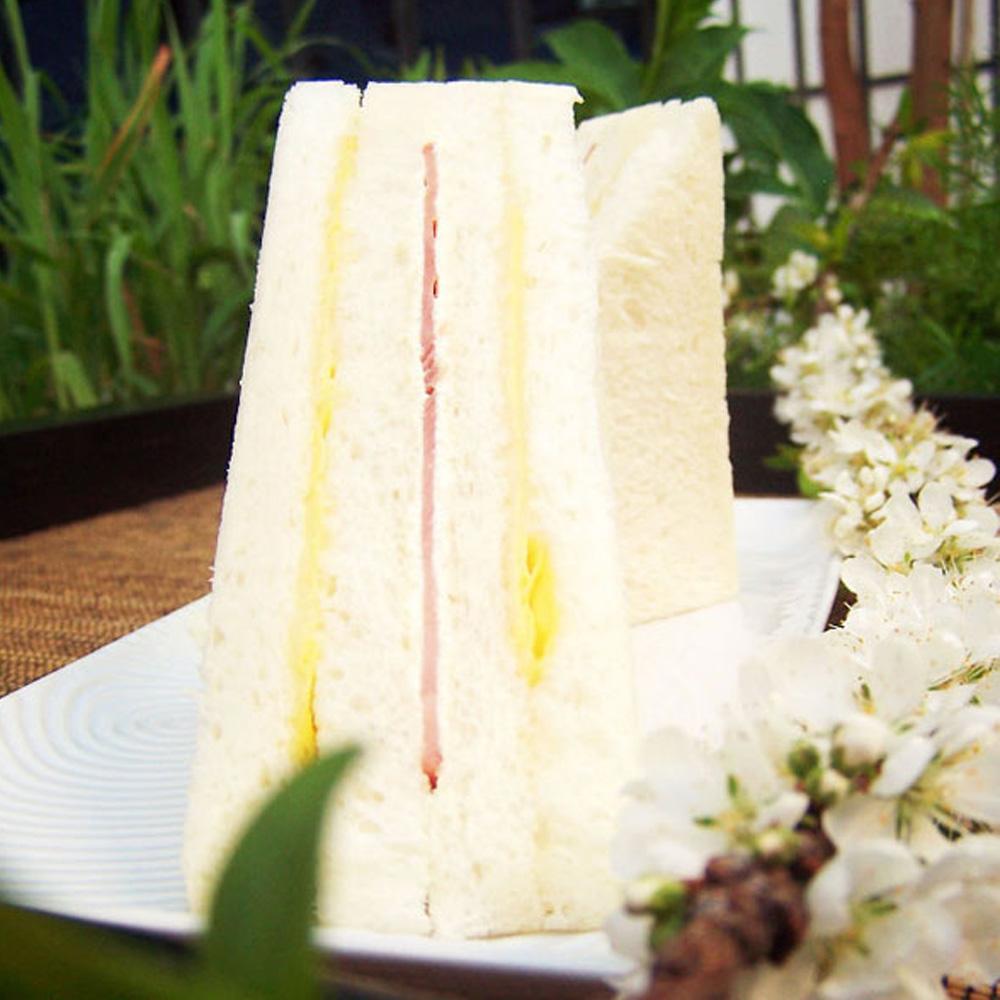 洪瑞珍 綜合口味三明治X2盒(招牌+全麥+全麥火腿+起司 12入/盒,口味各3)
