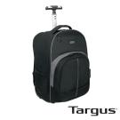 Targus Compact 16吋多功能拉桿後背包-黑灰