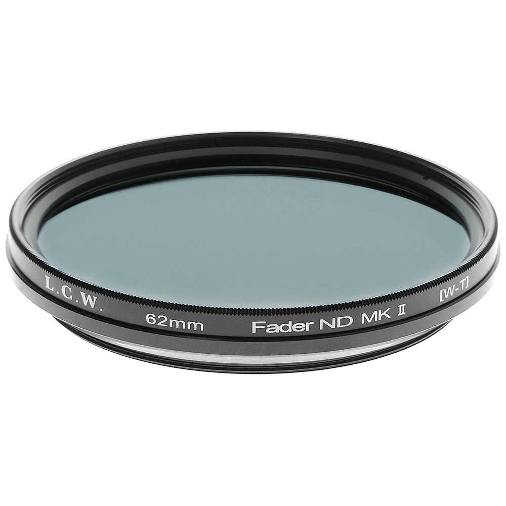 LCW Fader ND Filter mark II 62mm 可調式減光鏡
