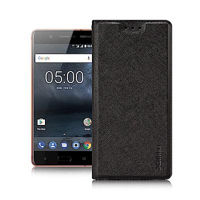 Xmart for Nokia 5 5.2吋 鍾愛原味磁吸皮套