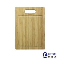 [結帳75折]LOTUS 天然竹製砧板-小