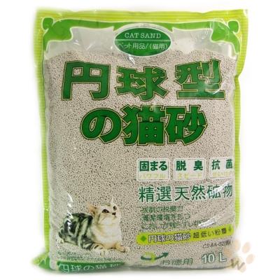 日本丹球型貓砂(粗)10L