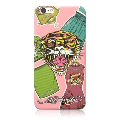 Ed Hardy iPhone 7 / 8 (4.7吋) 亮面保護殼-時尚老虎