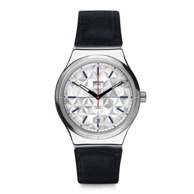 Swatch 51號星球機械錶 SISTEM PUZZLE 機械謎團手錶