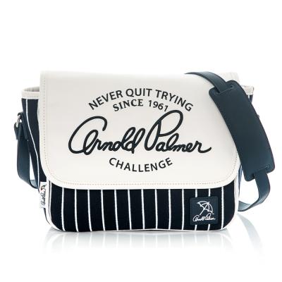 Arnold Palmer- 斜背包 Preppy Style 學院風系列-藍色