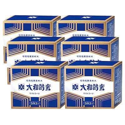 大和酵素 大和酵素粉末(3公克*30包) 6入特惠組