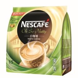 雀巢 白咖啡-榛果(36gx15入)
