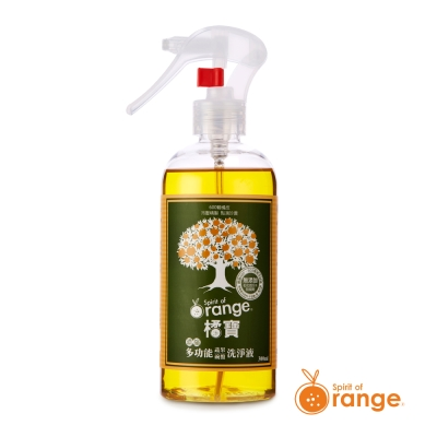 橘寶蔬果碗盤天然洗淨劑300ml