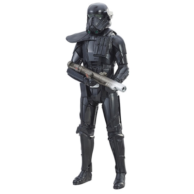 孩之寶Hasbro 星際大戰8 絕地武士 12吋 聲光泰坦英雄 鈦戰機菁英飛行員C1580