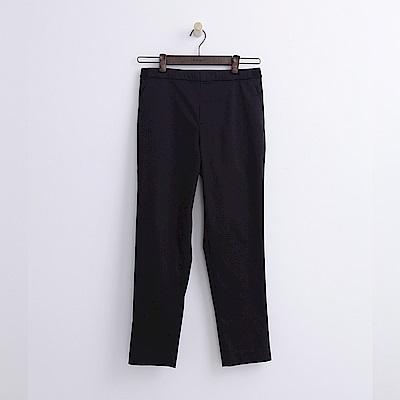 Hang Ten - 女裝 - 錐版修身長褲-黑色