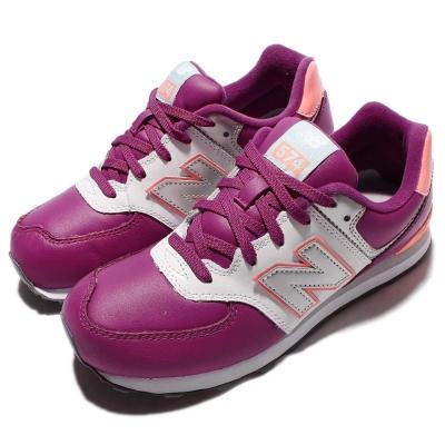 New Balance 休閒鞋 KL574 童鞋 女鞋