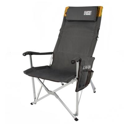 LIFECODE 瑪雅豪華加高大川椅-椅背可折(有頭枕)59x73x100cm