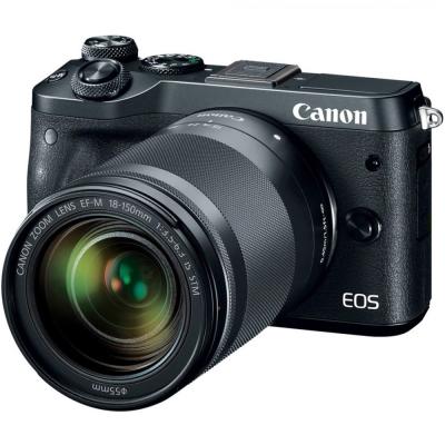 Canon EOS M6 18-150mm 變焦鏡頭組(公司貨)