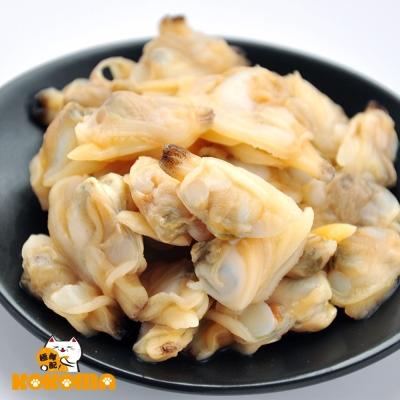 (任選)《極鮮配》鮮甜去殼海瓜子 1000g±10%/包