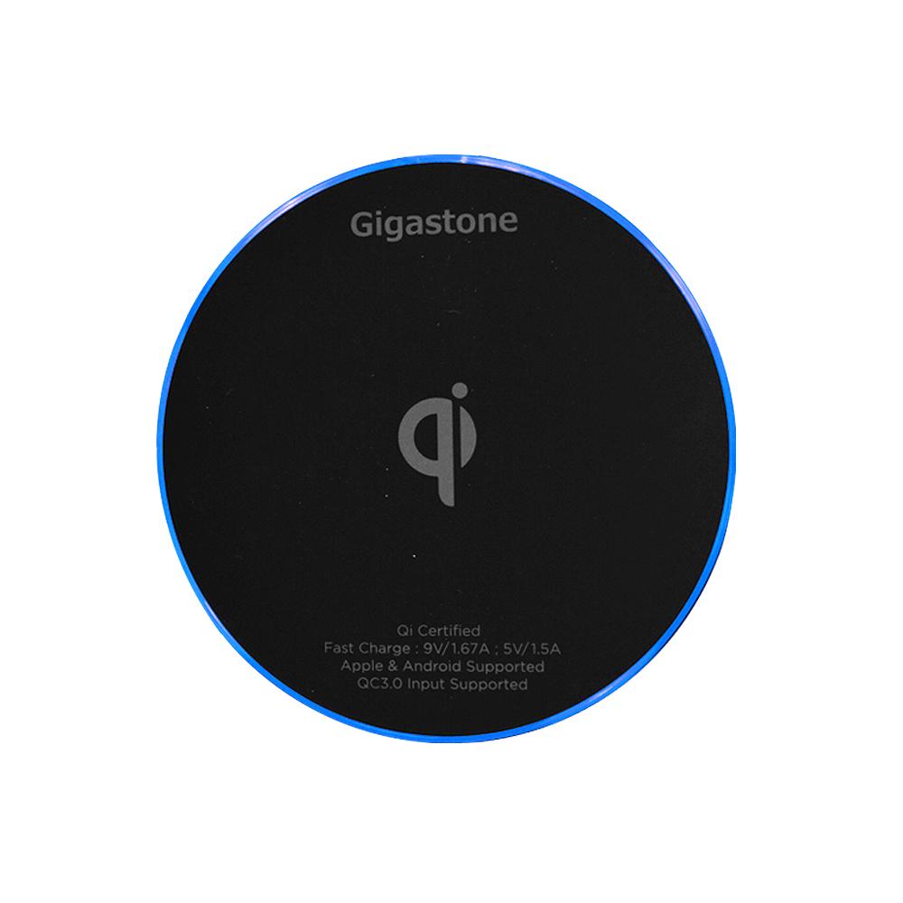【Gigastone 立達國際】9V急速無線充電盤GA-9600