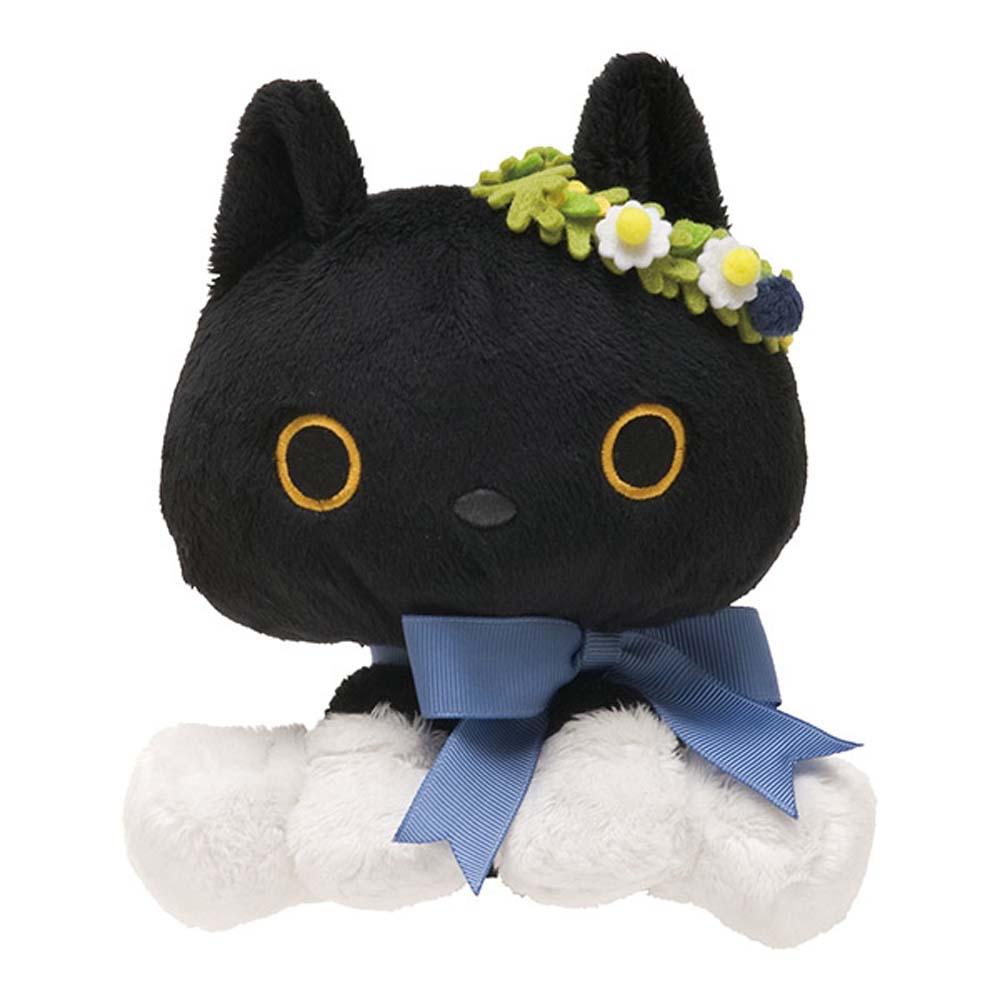 小襪貓英國花園系列毛絨公仔