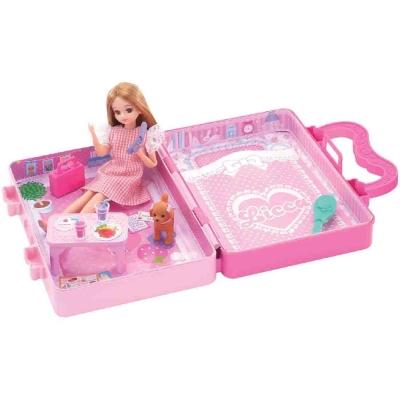 莉卡娃娃-莉卡房間提盒組