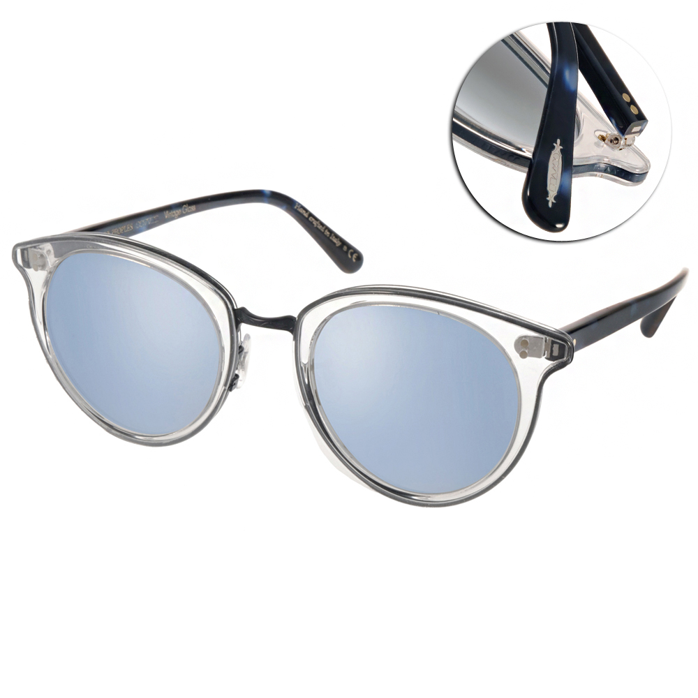 OLIVER PEOPLES太陽眼鏡 好萊塢星鏡/透明-水銀#SPELMAN 1101Y5