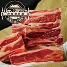 約克街肉鋪 頂級澳洲穀飼牛肋條切段1000公克(250G/包/4包)
