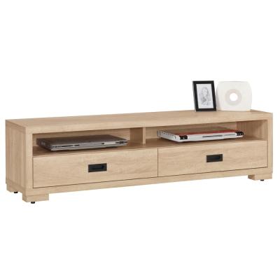 品家居 羅素5尺長櫃/電視櫃(兩色可選)-150x35x40cm-免組