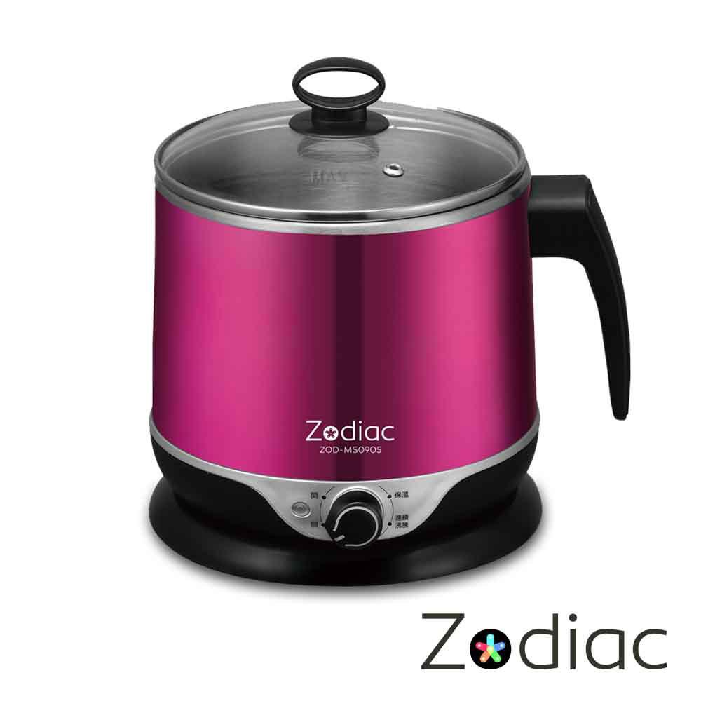 諾帝亞1.5L隔熱不銹鋼美食鍋ZOD-MS0905