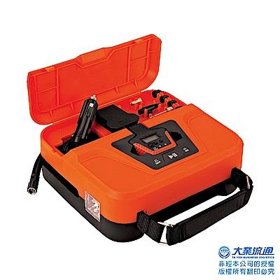 提箱式數位胎壓打氣機(LED照明/測胎壓/打氣機-三合一)