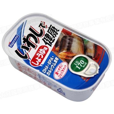 Hagoromo 健康沙丁魚罐-醬油(100g)