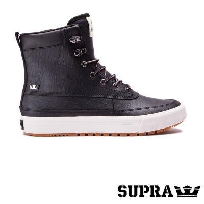 SUPRA Oakwood 系列男鞋-黑