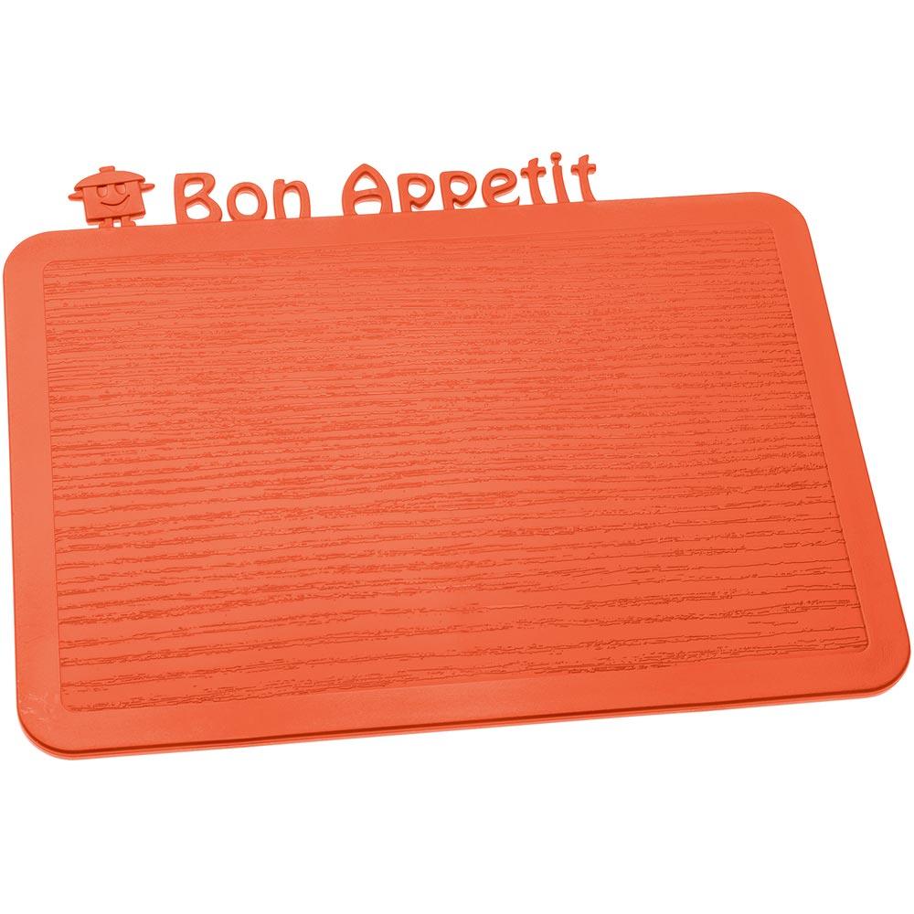 KOZIOL BON APPETIT小砧板(澄橘)