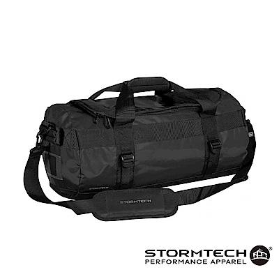 【加拿大STORMTECH】GBW-1S 兩用防水背包旅行袋-黑