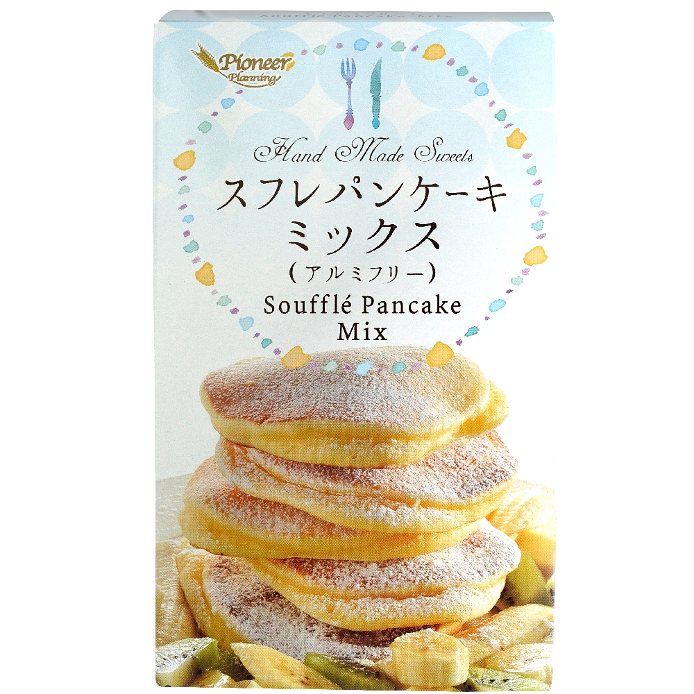 派寧 舒芙蕾鬆餅粉(250g)