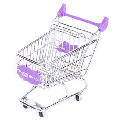 Yahoo! 迷你收納購物推車(雲端飛天車)