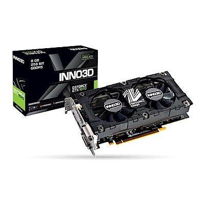 映眾顯示卡 INNO 3 D GeForce GTX  1070  Twin X 2