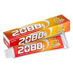 韓國2080 Q10維他命牙膏(120gX2入)