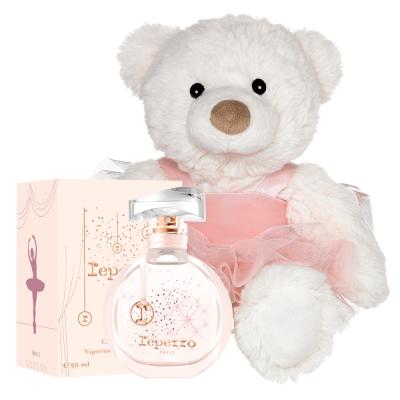 REPETTO 香榭芭蕾女性淡香水珍愛限定版50ml(贈送幸福芭蕾泰迪熊)