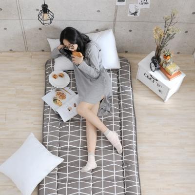 GOODDAY 高密度纖維棉和室床墊 單人3尺(交錯)