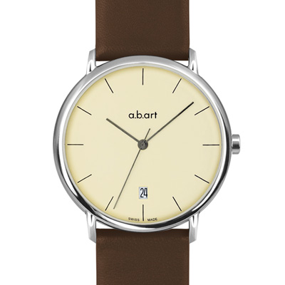 a.b.art M系列 經典復古腕錶-/38mm